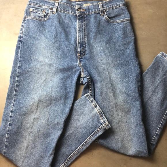 80f6159783 Levi's Jeans | Levis Vintage 512 Slim Fit Tapered Leg High Rise ...